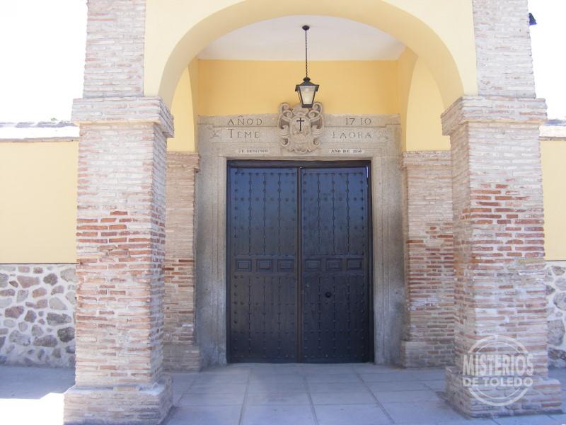 "Centro Cultural ""San Ildefonso"". Portada"